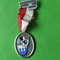 SVIZZERA  Chlausschiessen Buochs 1968 - Medaglie