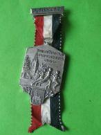 SVIZZERA  Corsa Militare Kirchberg 1960 - Medaglie