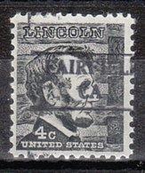 USA Precancel Vorausentwertung Preo, Locals California, Fairfield 882 - Préoblitérés