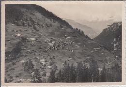 UNTER - MUTTEN  Panorama - GR Grisons