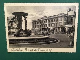 Cartolina Cattolica - Piazzale Del Gran Hotel - 1935 - Rimini