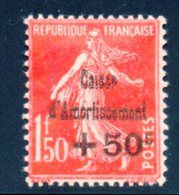 Caisse D'Amortissement N° 277 Neuf * - France