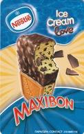 GREECE - Nestle Ice Cream 1 Maxibon ,x1898, Tirage 35.000, 07/05, Used - Grèce