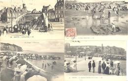 Lot De 200 Cartes Postales De DIEPPE (bon état Général) (port Gratuit) - Cartes Postales