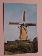 """KORENMOLEN """" DE ZWAAN """" ( Carré En Ter Braake ) Anno 19?? ( Zie/voir Photo ) Molen / Moulin / Mill ! - Nederland"""
