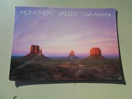 ETATS UNIS UT UTAH ARIZONA MONUMENT VALLEY - Monument Valley