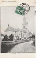 76 - LA LONDE - L' Eglise - France