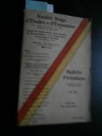 Société Belge D'Etudes & D'Expansion 106 (1937) : Congo, Maroc, Java, Boma, - Boeken, Tijdschriften, Stripverhalen