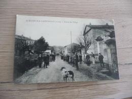 CPA 30 Gard Saint Maurice De Cazevieille Entrée Du Village BE - Autres Communes