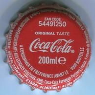 CAPSULE-COCA-COLA Ean Code 200 Ml - Soda