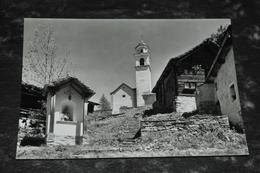 4641    BOSCO GURIN, DAS WALSERDORF IM TESSIN, KIRCHE - TI Tessin
