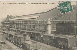 PERIGUEUX  La Marquise De La GARE DES VOYAGEURS - Périgueux
