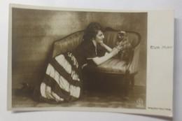 Schauspieler, Eva May Mit Hund, Verlag Ross  269/5, Foto Becker & Maass ♥(28404) - Autres Célébrités