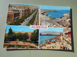 ESPAGNE ANDALOUSIE ALMERIA - Almería