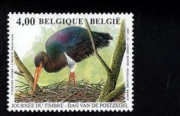 702007942 BELGIE POSTFRIS MINT NEVER HINGED POSTFRISCH EINWANDFREI  OCB  3388 BUZIN VOGEL BIRD - Nuevos