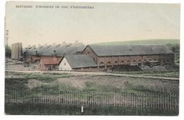 Bleyberg :fonderies De Zinc D'escombrera Couleur - Blieberg
