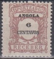 Angola Portomarken P26 6 C Ungebraucht - Angola
