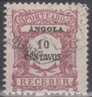 Angola Portomarken P27 10 C Gestempelt - Angola