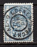 Grootrond LOENEN A/D/VECHT 10.5.1907 (488) - Poststempels/ Marcofilie
