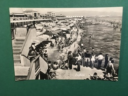 Cartolina Cagliari - Spiaggia Del Porto - 1960ca. - Cagliari