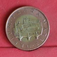 CZECH REPUBLIC 50 KORUM 1993 -    KM# 1 - (Nº27272) - Tchéquie