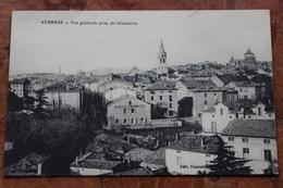 AUBENAS (07) - VUE GENERALE PRISE DU SEMINAIRE - Aubenas