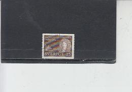 SVEZIA  1963 - Unificato 507° - Sanità - Medicina - Sweden
