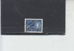 SVEZIA  1963 - Unificato 508° - Sanità - Medicina - Sweden