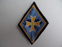 ECUSSON MILITAIRE En Tissu Bataillon De CHAR Régiment Armée Militaria - Patches