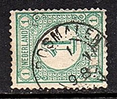 Kleinrond ROSMALEN 1898, Very Fine (495) - Poststempels/ Marcofilie