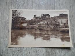 Cpa  Marcilly Sur Tille   Un Coin De La Tille  1954 - Other Municipalities