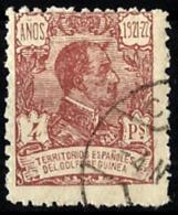 Guinea Española Nº 165 En Usado - Guinea Española