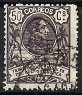 Guinea Española Nº 81 En Usado - Guinea Española