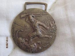 Medaglia Comando 4° Gruppo Battaglione Indigeni Eritrea - Al Merito - Italia