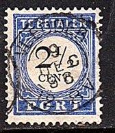 Kleinrond VLEDDER 9.12.1896, Short Perf At Right (493) - Poststempels/ Marcofilie