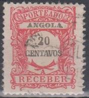 Angola Portomarken P29 20 C Gestempelt - Angola
