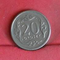 POLAND 20 GROSZY 2010 -    KM# 280 - (Nº27289) - Pologne