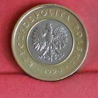 POLAND 2 ZLOTE 1995 -    KM# 283 - (Nº27290) - Pologne