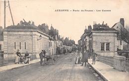 ¤¤  -   AUXONNE   -   Porte De France   -  Les Canons   -  L'Octroi   -  ¤¤ - Auxonne