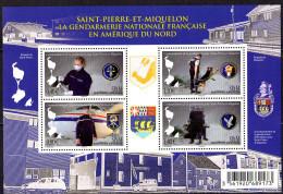 SAINT PIERRE ET MIQUELON - Métiers De La Gendarmerie Nationale - St.Pierre & Miquelon