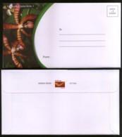 India 2018 Flowers Orchid Flora Tree Plant Envelope + Letter Sheet Mint # 7067 - Orchids