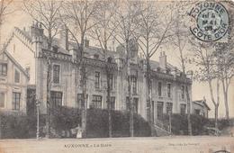 ¤¤  -   AUXONNE   -   La Gare   -  Chemin De Fer  -  ¤¤ - Auxonne