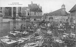 ¤¤  -   AUXONNE   -   Le Marché Des Asperges    -  ¤¤ - Auxonne
