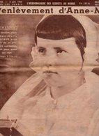DETECTIVE Du 6 Juin 1955....AFFAIRE ANNE MARIE PELISSIER...ref 170119011 - Books, Magazines, Comics