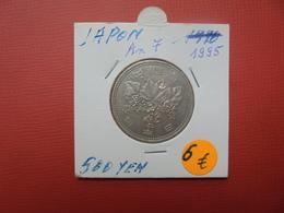 JAPON 500 YEN 1995 (A.2) - Japon