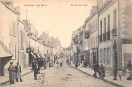 ¤¤  -   AUXONNE   -   Rue Thiers    -  ¤¤ - Auxonne