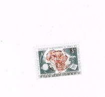 Léopard Et Eléphant MNH,Neuf Sans Charnière,Falzlos. Yvert 17 - Sud-Kasaï