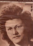 DETECTIVE Du 4 Aout 1952....AFFAIRE Eudoxie COUTELLIER...ref 170119012 - Books, Magazines, Comics