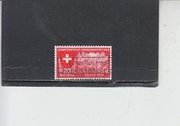SVIZZERA  1939 - Unificato  327° - Expo - Svizzera