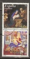 ESPAÑA 2001 EDIFIL 3835 Y 3836 USADO - 1931-Today: 2nd Rep - ... Juan Carlos I